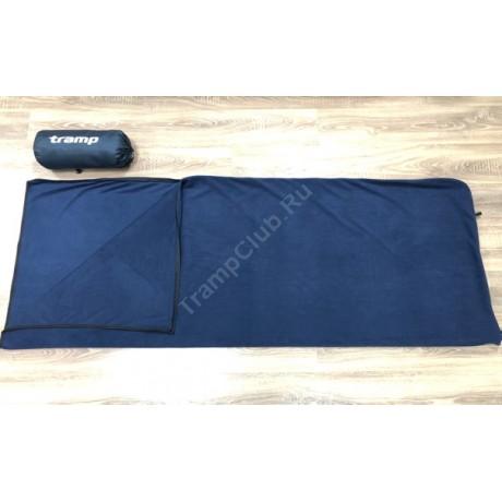 Tramp вкладыш в спальник Flecce Liner синий - Tramp TRS-057