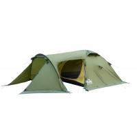 Tramp палатка Cave 3  (V2) зеленый