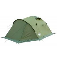 Tramp палатка Mountain 4 (V2) зеленый