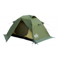 Tramp палатка Peak 2 (V2) зеленый