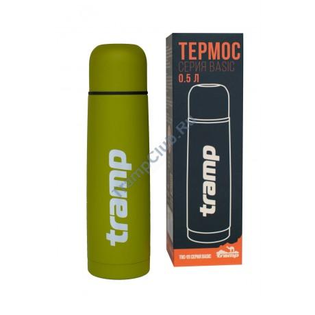 Термос 0.5 л - Tramp Basic TRC-111