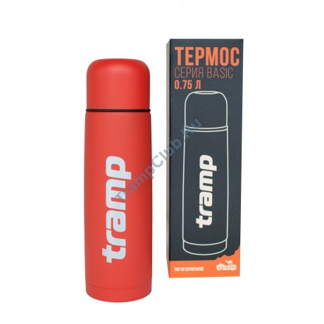 Термос 0,75 л - Tramp Basic TRC-112