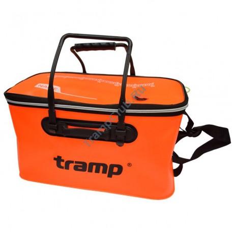 Сумка рыболовная из ЭВА оранжевая M - Tramp TRP-030