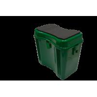 Ящик рыболовный темно-зеленый