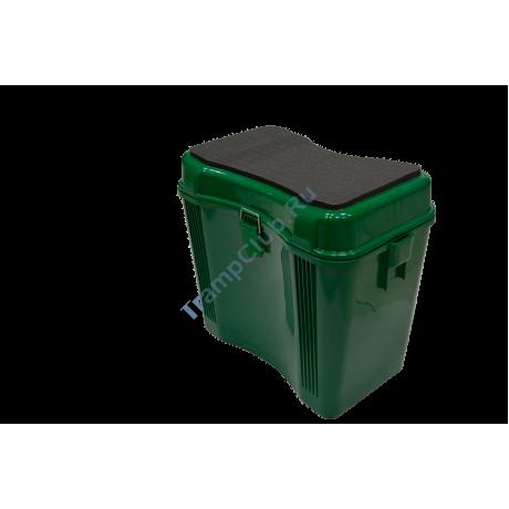 Ящик рыболовный темно-зеленый - Tramp TRA-181