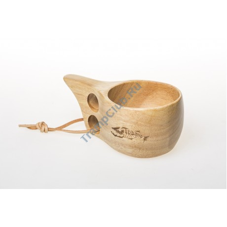 Кружка-кукса деревянная - Tramp TRC-061