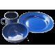 Tramp набор посуды эмалированой TRC-074 Сталь