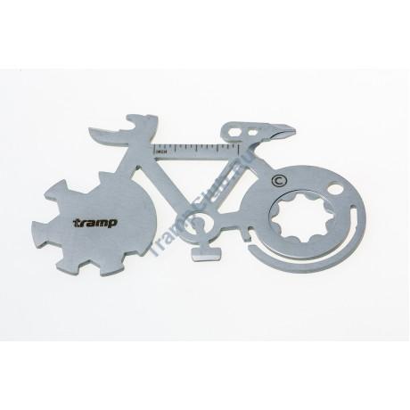 Карта-мультитул Bicycle - Tramp TRA-230