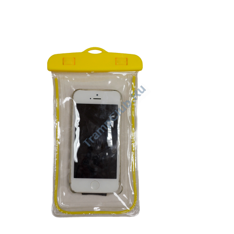 Гермопакет для мобильного телефона флуоресцентный - Tramp TRA-211