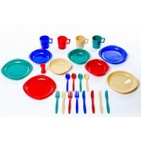 Tramp набор посуды пластиковой (4 персоны) TRC-053 пластик