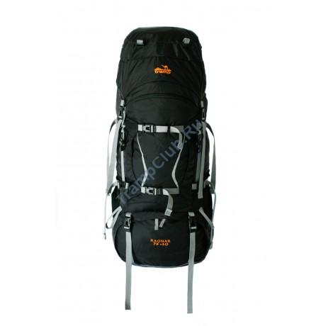 Tramp рюкзак Ragnar 75+10 чёрный TRP-044