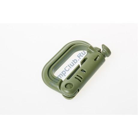 Карабин Grimlock оливковый - Tramp TRA-214