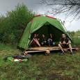 Палатка шатер Tramp Lite Bungalow - TLT-015.06