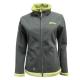 Куртка Tramp Бия женская (серый/зелёный)