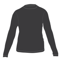 Термобелье Fleece комплект унисекс (серый)