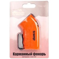 Tramp карманный фонарь оранжевый