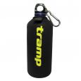 Бутылка алюминиевая 1 л. в чехле - Tramp TRC-032