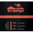 Термос Soft Touch 1,0 л - Tramp TRC-109