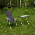 Кресло складное с регулировкой наклона спинки - Tramp TRF-066
