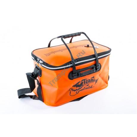 Сумка рыболовная из ЭВА оранжевая L - Tramp TRP-030