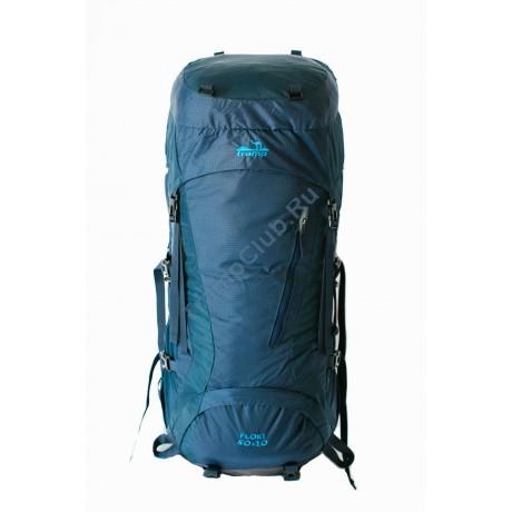 Tramp рюкзак Floki 50+10 синий TRP-046