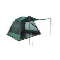 Tramp палатка Bungalow Lux Green  (V2) зеленый