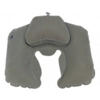 Sol подушка надувная под шею Комфорт SLI-012 серый