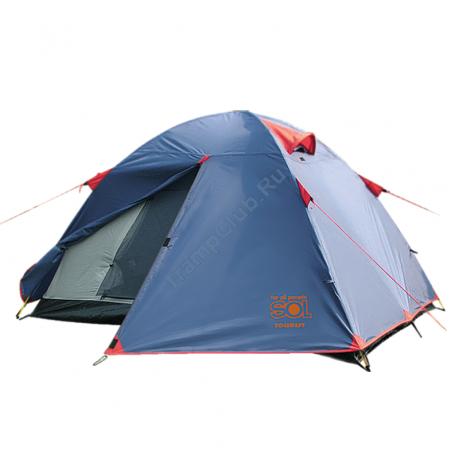 Палатка туристическая Sol Tourist 2 - SLT-004.06