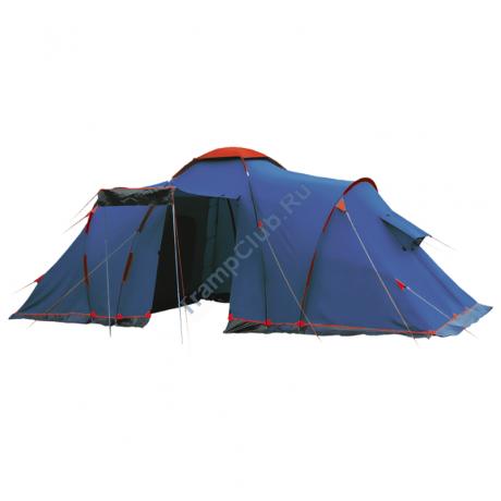 Палатка кемпинговая Sol Castle 4 - SLT-014.06