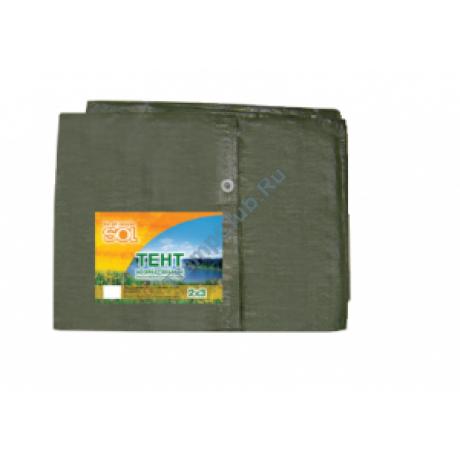Палатка тент Sol 6х10 м - SLTP-004.04