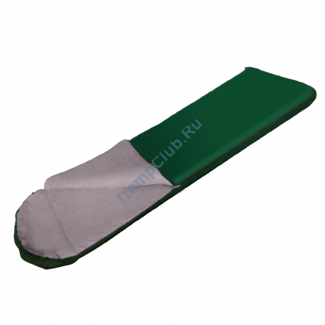 Tramp мешок спальный BAIKAL 300 XL зеленый
