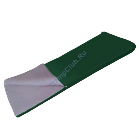 Tramp мешок спальный LADOGA 300 зелёный