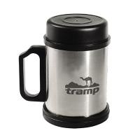 Tramp термокpужка с крышкой и подставкой TRC-006 300мл