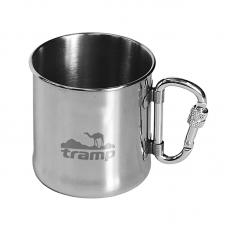Кружка 300 мл. с карабином - Tramp TRC-012