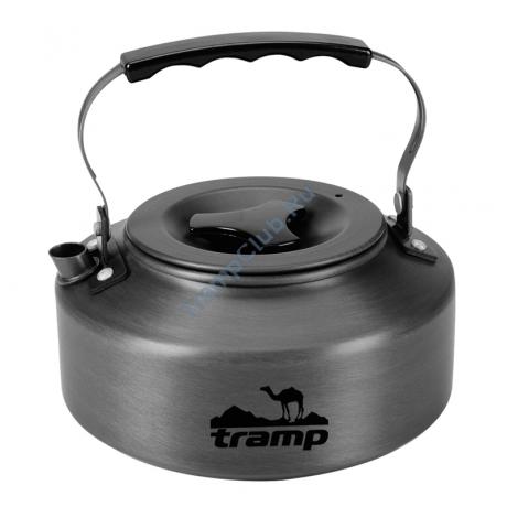 Чайник походный 1,1 л. алюминиевый  - Tramp TRC-036