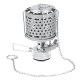 Tramp лампа туристическая с металическим плафоном сплав алюм и никеля, 11*6*6 см