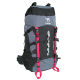 Tramp рюкзак Light 60 л, черно-серый