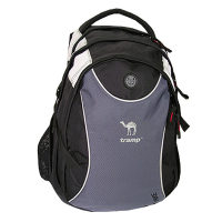 Tramp рюкзак Hike 25 л, черно-серый