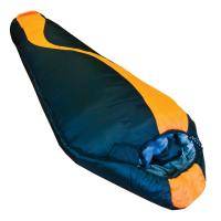 Tramp мешок спальный Siberia 7000 оранжевый/чёрный, R