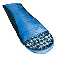 Tramp мешок спальный Nightking индиго/чёрный, R