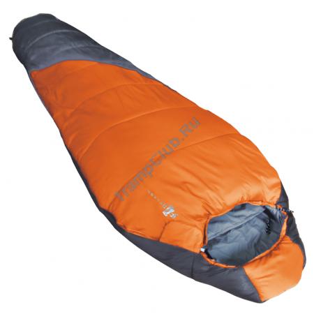 Tramp мешок спальный MERSEY оранжевый/серый