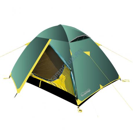 Палатка туристическая Tramp Scout 2 (V2) - TRT-55