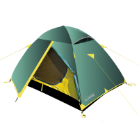 Tramp палатка Scout 3 зелёный