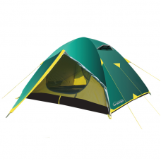 Tramp палатка Nishe 2 зелёный