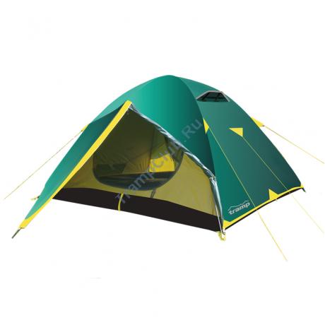 Палатка туристическая Tramp Nishe 2 (V2) - TRT-53