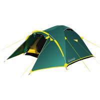 Tramp палатка Lair 4 (V2) зеленый