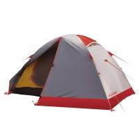 Tramp палатка Peak 3 (V2) серый