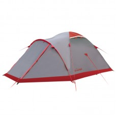 Tramp палатка Mountain 3 серый экспедиционная