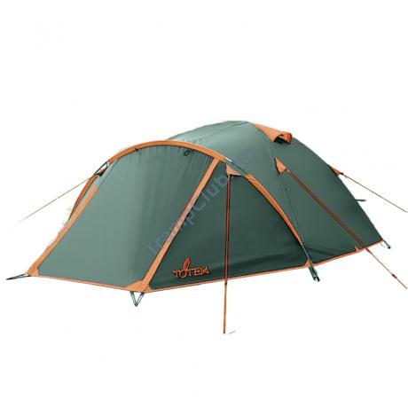 Палатка туристическая Totem Chinook 4 (V2) - TTT-017
