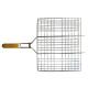 Totem решетка-гриль хром плоск бол 40*30см сталь, хром.покрытие